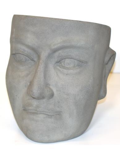 Donica betonowa - Głowa Duża