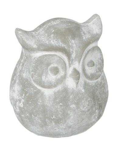 Figurka SOWA beton mała
