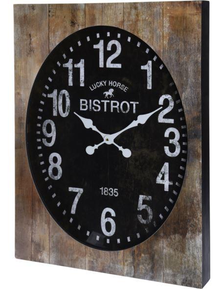 Zegar Ścienny Kwadrat