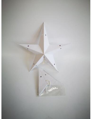 Gwiazda z papieru składana