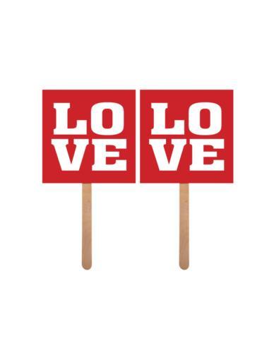 """Karteczki """"Love/Love"""""""
