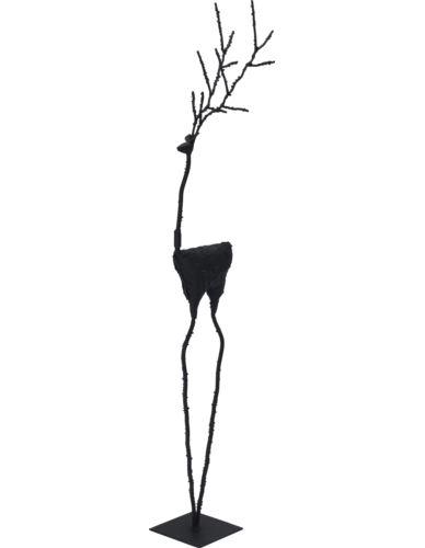 Renifer metalowy H96 cm