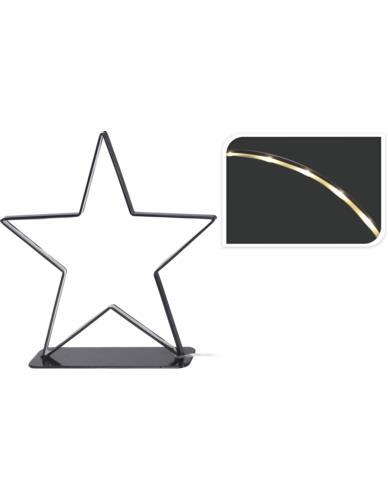 Gwiazda na podstawie LED