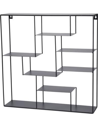 Metalowa Półka Kwadrat