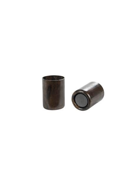 Wkład metalowy na świeczkę z magnesem