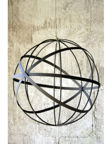 Metalowa kula ażurowa D30 cm