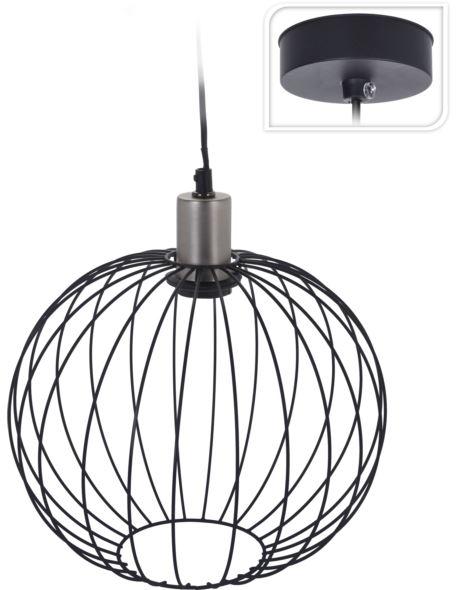 Lampa Sufitowa Duciana Okrągła