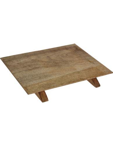 Deska Do Serwowania na nogach Mango 30X22,5 cm