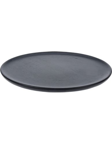 Taca czarna mango D22 cm