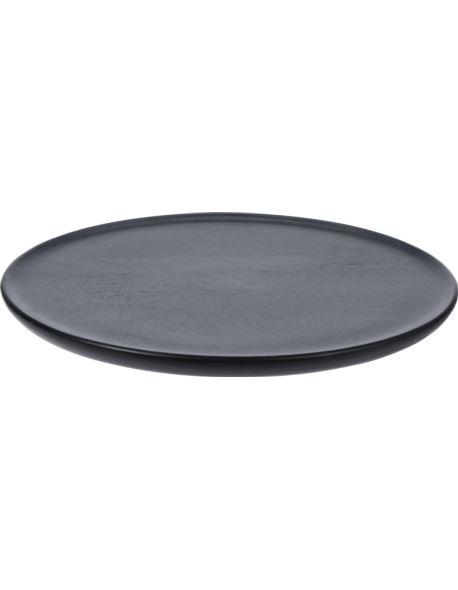 Taca czarna mango D28 cm