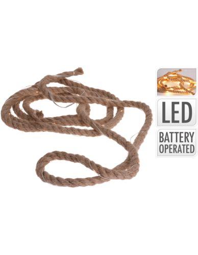 Drucik 30 LED na linie