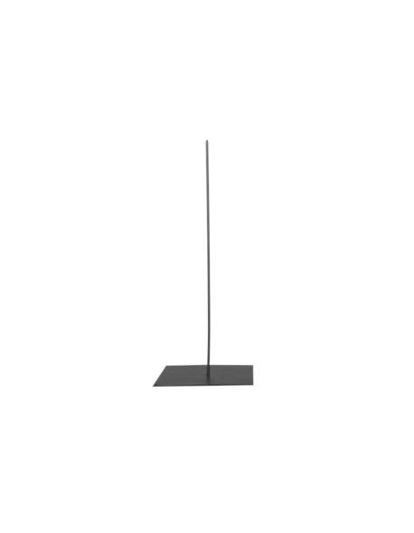 Stojak metalowy pod lampę/figurkę/popiersie