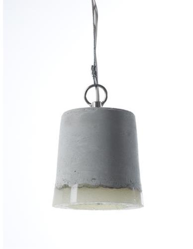 LAMPA BETON ROND MAŁA SERAX