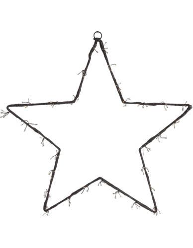Gwiazda Z Podświetleniem LED H40cm