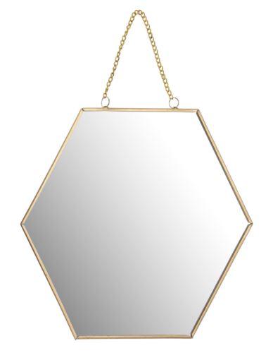 Lustro Plaster Miodu złote
