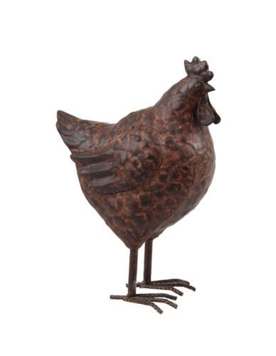Kura metalowa brązowa