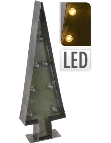 CHOINKA H36CM METAL LED